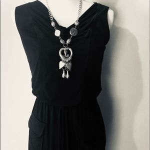 Sexy One Piece XS Black Vince Camuto